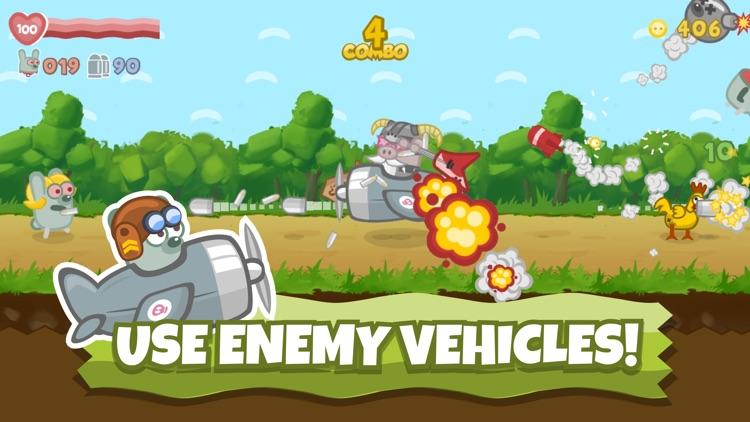 Bacon May Die - fun beat'em up fighting game screenshot-3