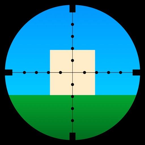 Mil-Dot Rangefinder