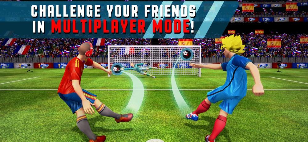 Shoot Goal – Multiplayer PvP