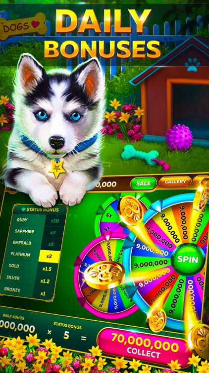 Infinity Slots: Vegas Slot Machines & Casino Games