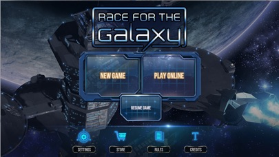 Race for the Galaxy screenshot1