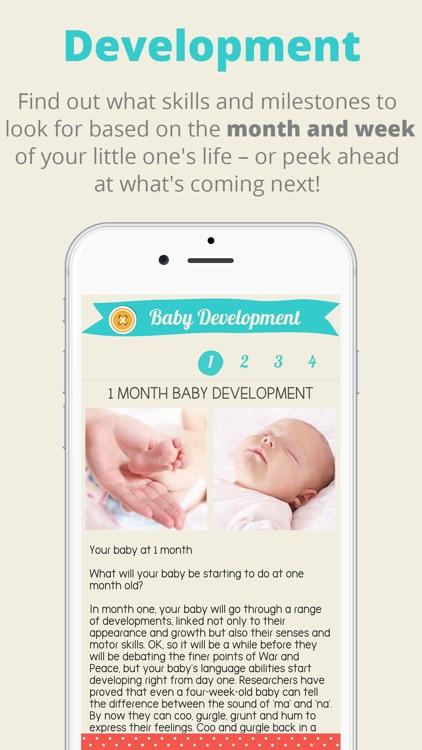 Baby Tracker - Newborn Care screenshot-9