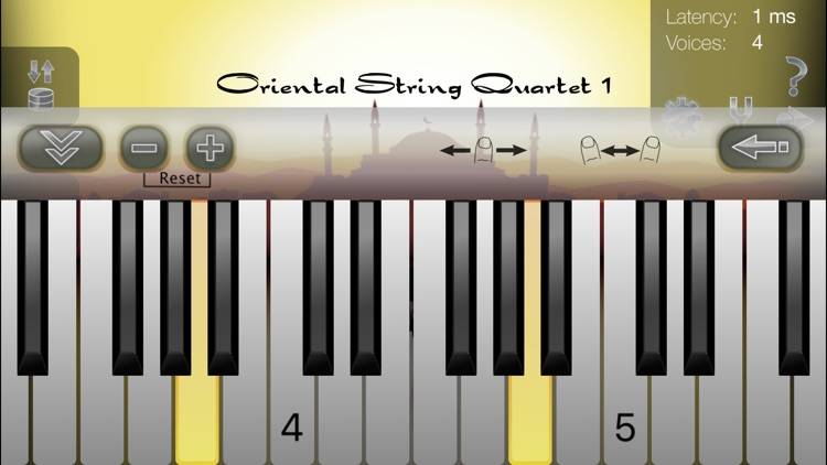Oriental Strings screenshot-4