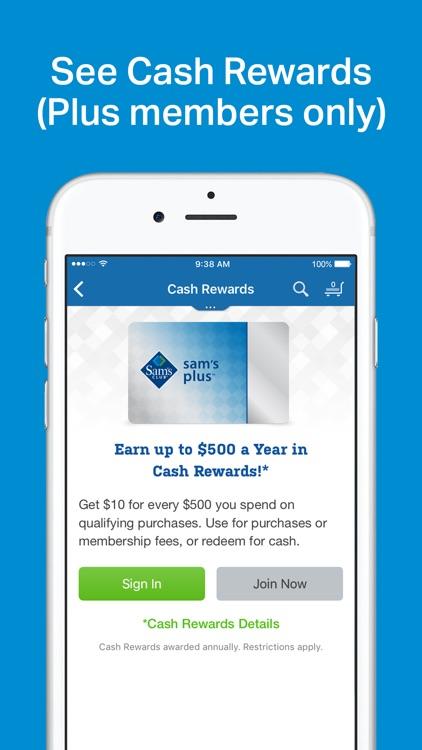 Sam's Club: Wholesale Savings screenshot-3