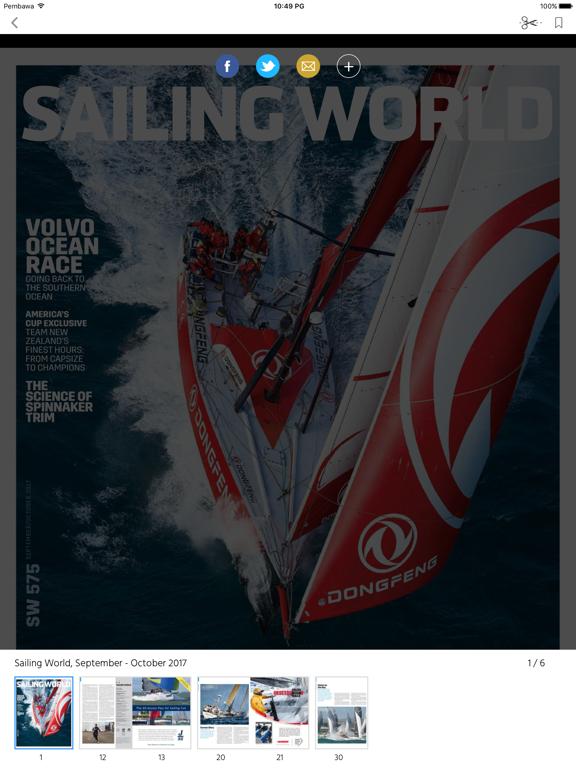 Sailing World screenshot 6