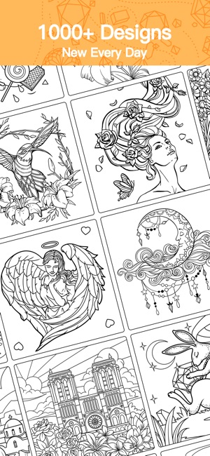 Colorfly : Coloring Book on the App Store