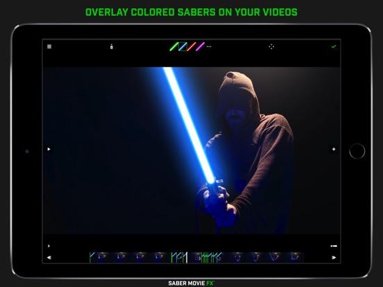 Screenshot #1 for Saber Movie FX