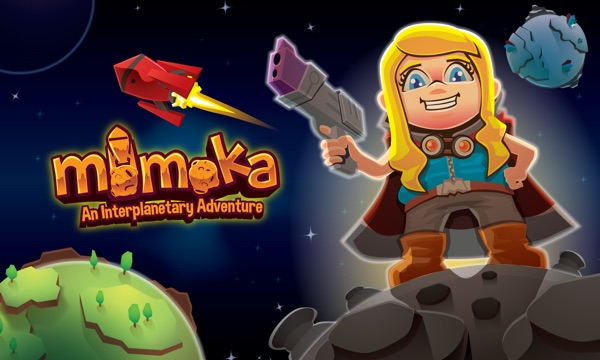 Momoka: An Interplanetary Adventure