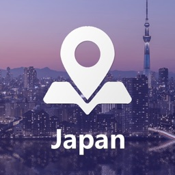 Japan Map (Offline Navigation)