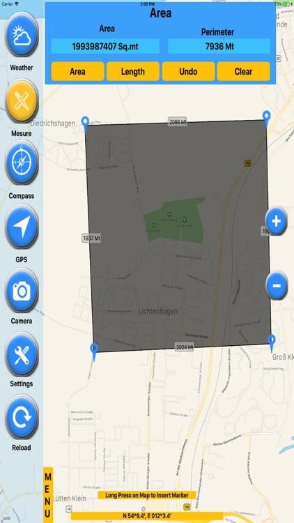 Open Sea Map Navigator screenshot-3