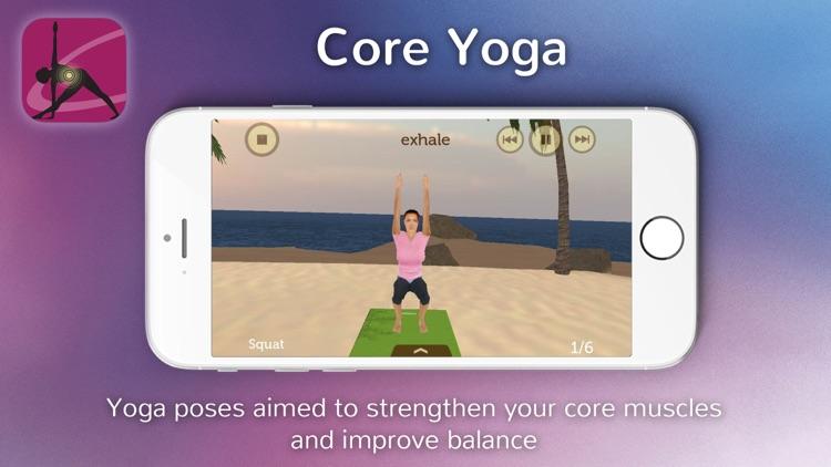 Core Yoga Lite screenshot-0