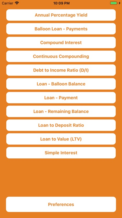 Banking Finance Calculator