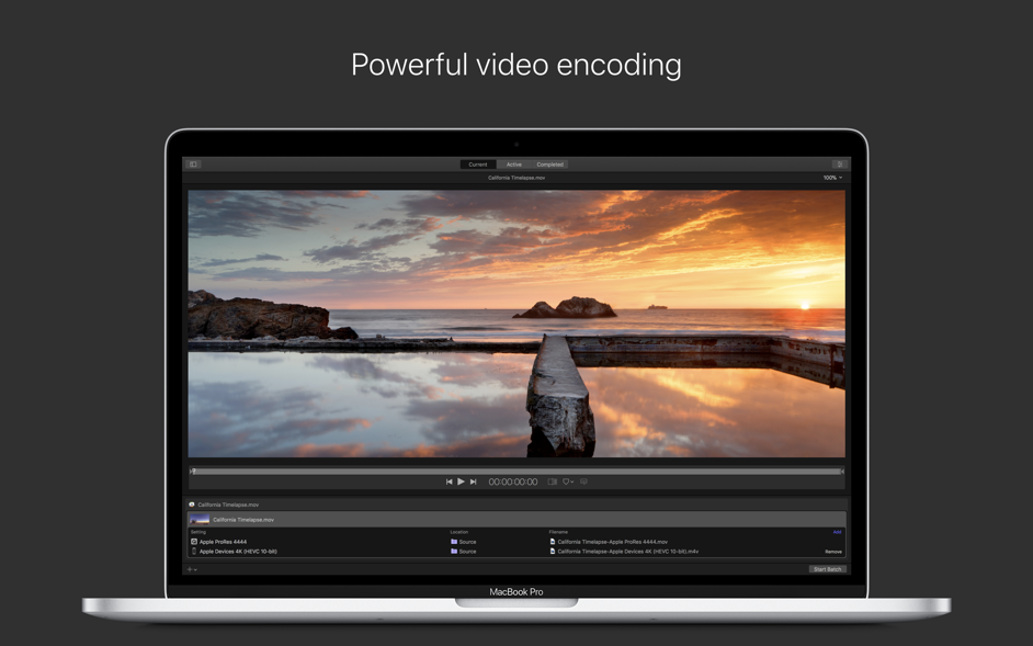 Compressor 4 4 4 – Adds power and flexibility to Final Cut