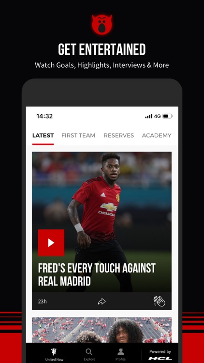 Manchester United Official App screenshot-6