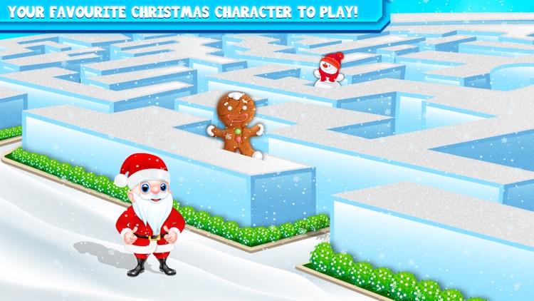 Kids Maze : Christmas Puzzle