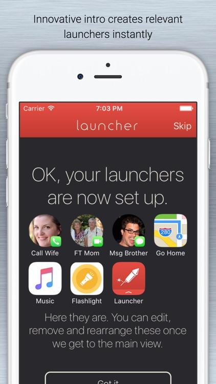 Launcher with Multiple Widgets screenshot-4