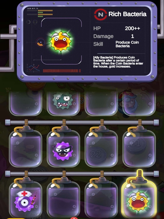 Super Mushroom VS Bacteria screenshot 13