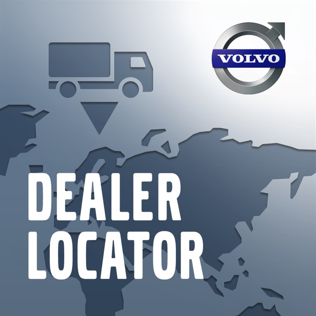 Volvo Trucks Dealer Locator on the App Store