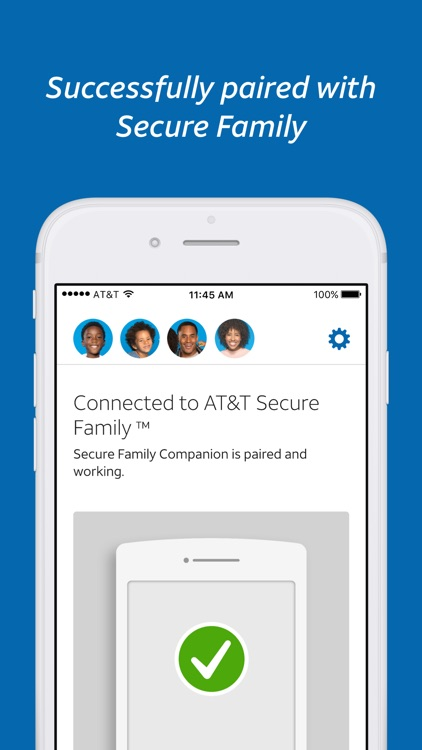 AT&T Secure Family Companion™ screenshot-3