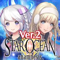 SQUARE ENIX INC - STAR OCEAN -anamnesis- artwork