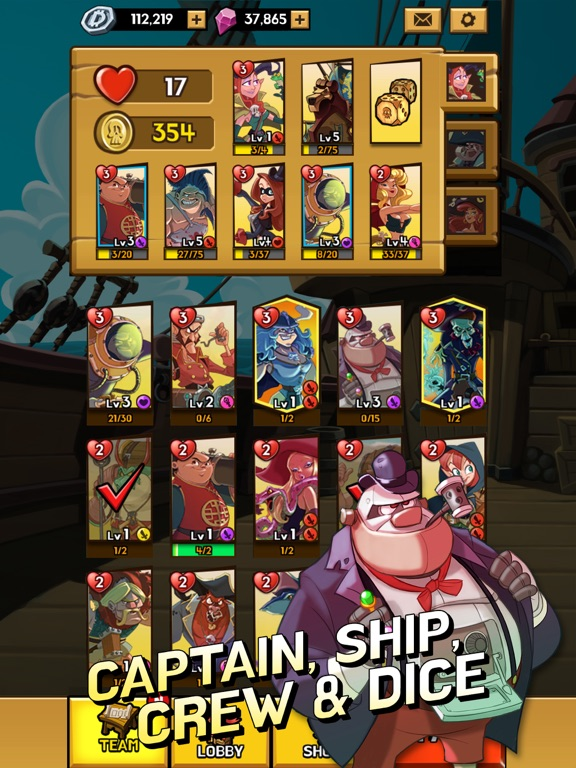 Dice Brawl: Captain's League screenshot 9