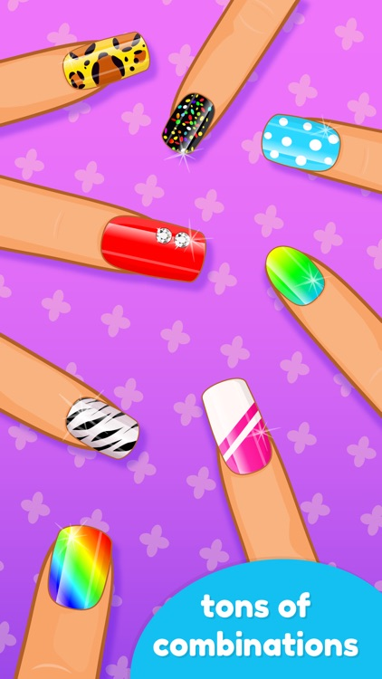Nail Art Designer screenshot-3