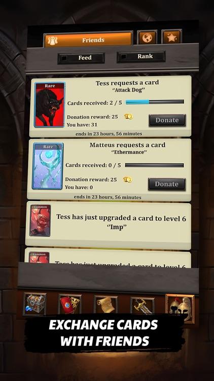 Dragon League: Clash of Heroes screenshot-3