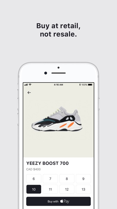 fd9034debe0f7 Frenzy - Buy Sneakers and More by Shopify Inc. (iOS
