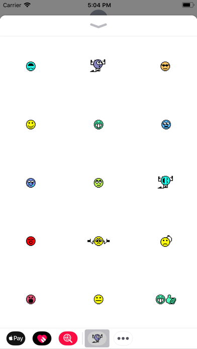 Smilies Pack screenshot 1