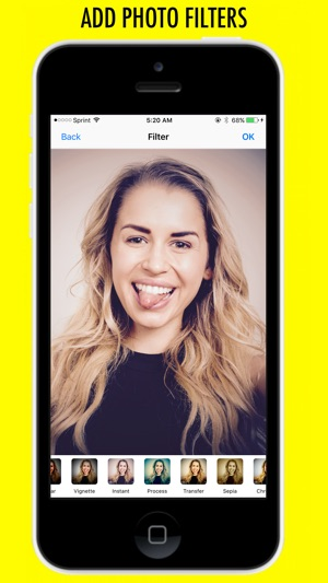 Face Effects & Filters on the App Store
