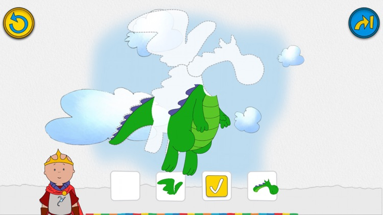 Caillou's Castle screenshot-3