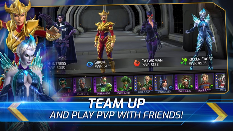 DC Legends: Battle for Justice screenshot-3