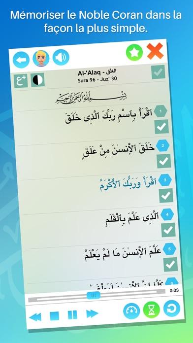 download Mémoriser le Coran (Complète) apps 3
