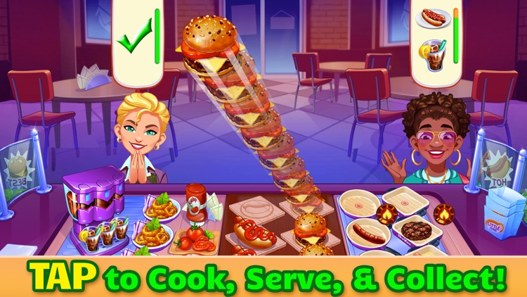 Cooking Craze - A Kitchen Game screenshot-0