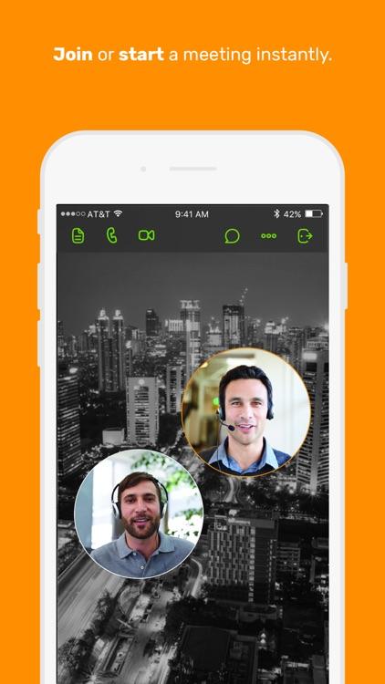 join.me - Simple Meetings screenshot-0