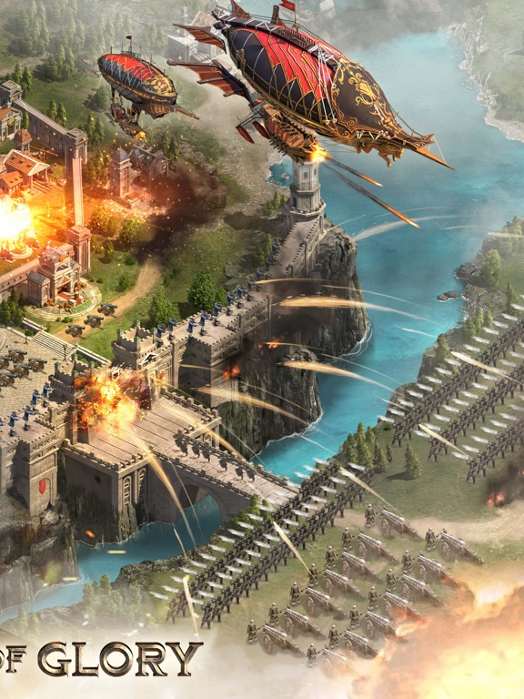 Guns of Glory: Conquer Empires screenshot #2