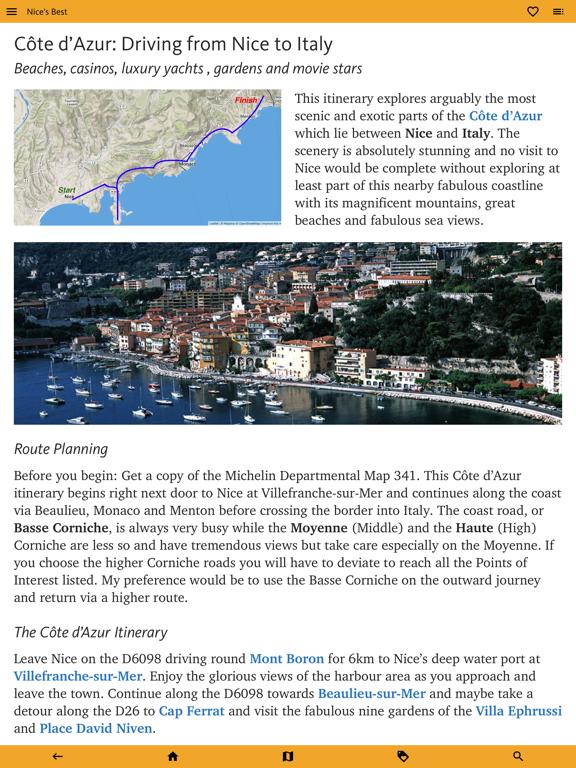 Nice's Best: A Travel Guide screenshot 16