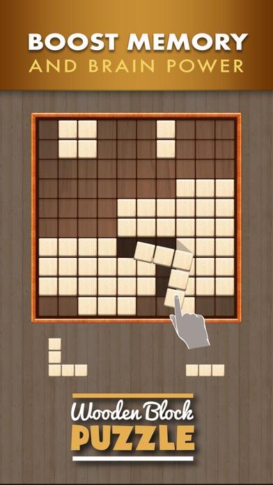 Wooden Block Puzzle Game screenshot1