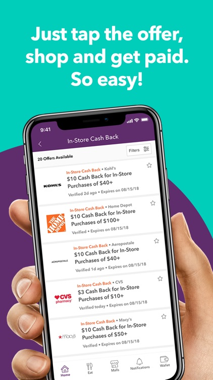 RetailMeNot: Coupons & Savings screenshot-7