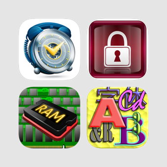 The set of essential tools for iPhone/The utility pack for every day use.