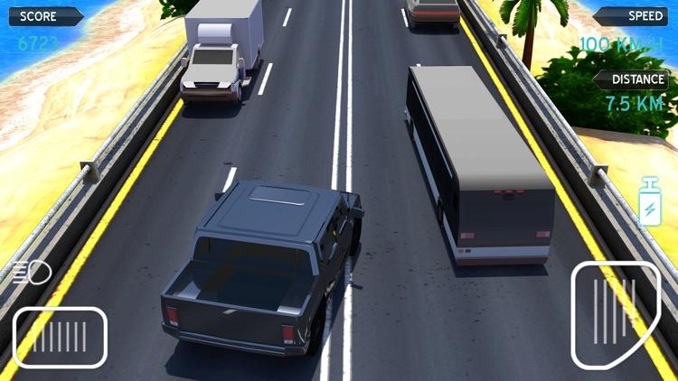 Highway Car Racing Game