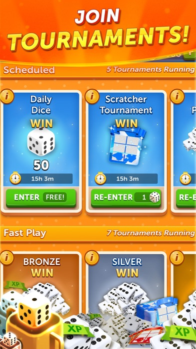 Yahtzee® with Buddies Dice screenshot 3