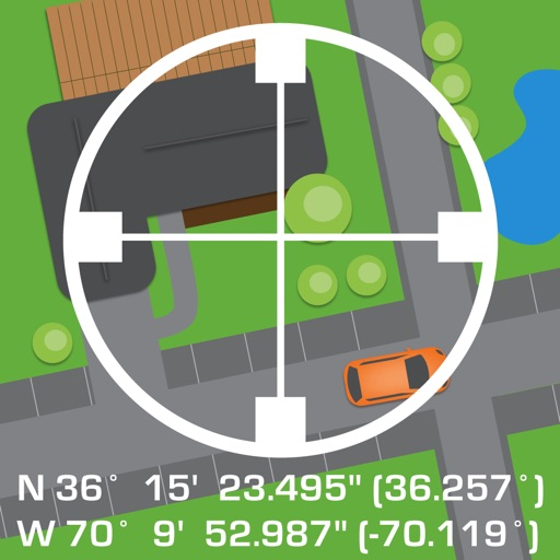 GPS & Map Toolbox iOS App