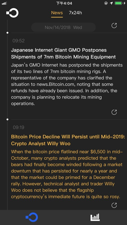 BCNews : Blockchain News screenshot-0