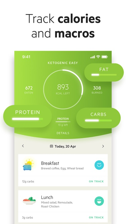 Lifesum: Diet Plans & Recipes