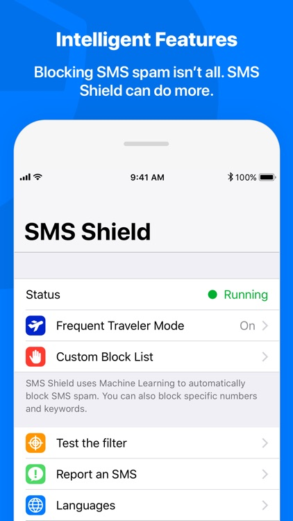 SMS Shield screenshot-1