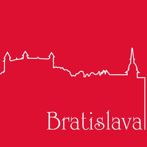 Bratislava Travel Guide iOS App