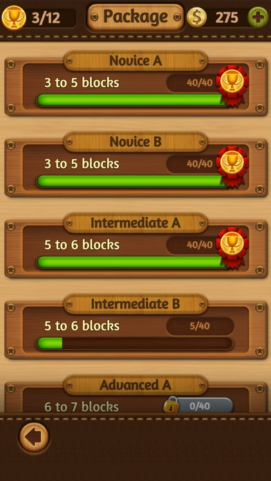 Block Puzzle: Wood Collection screenshot 8