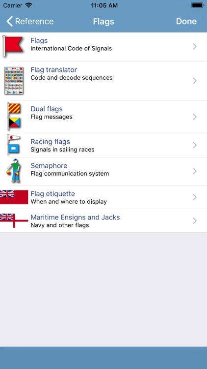Marine Rules & Signals screenshot-4