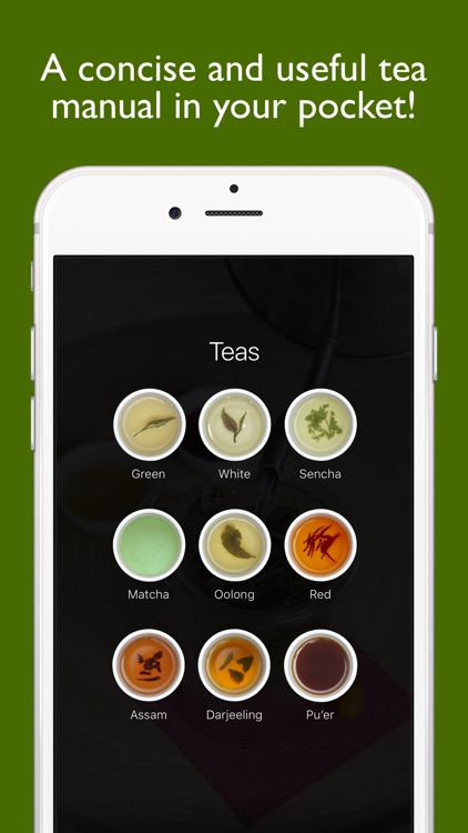 The Tea App screenshot-0